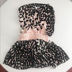 Diane Von Furstenberg dress.